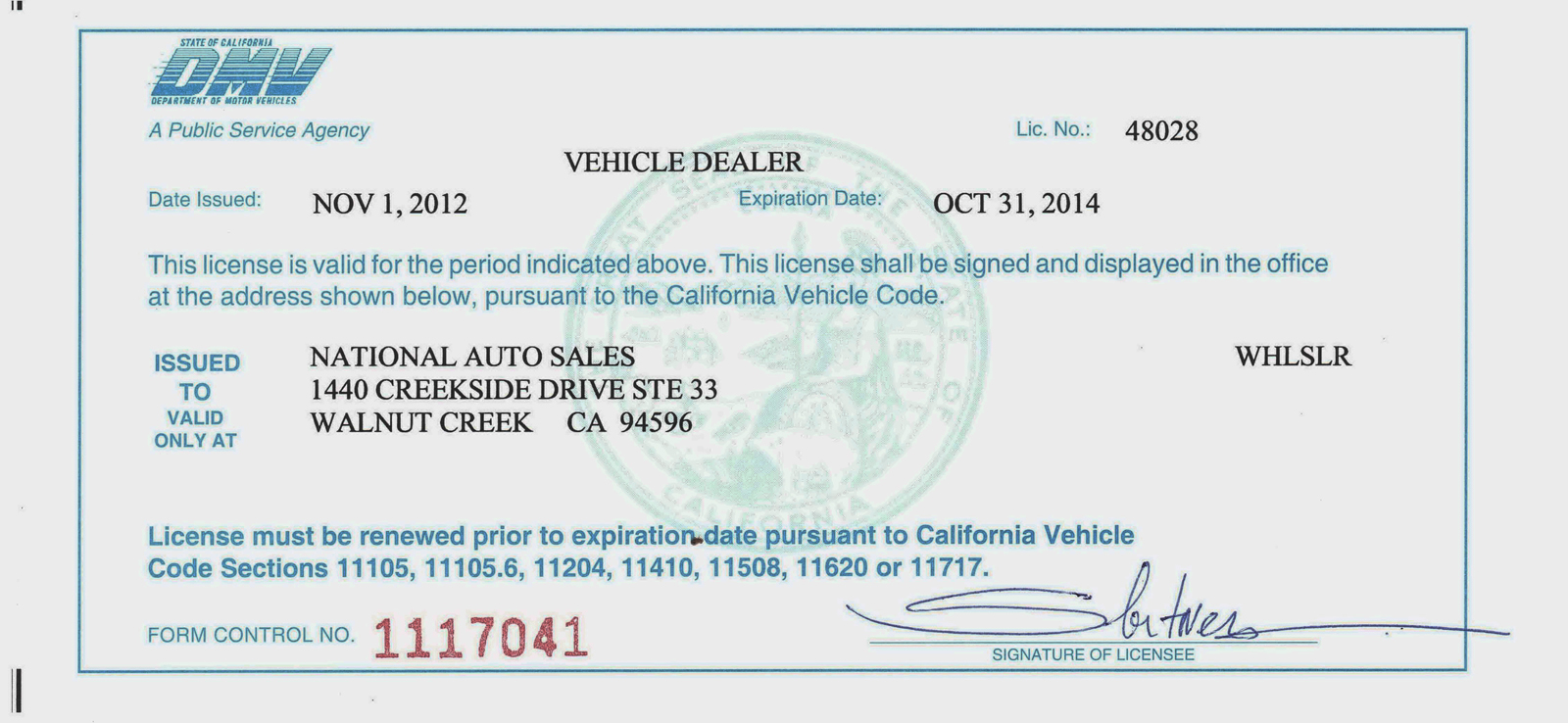 Broker dealer license us